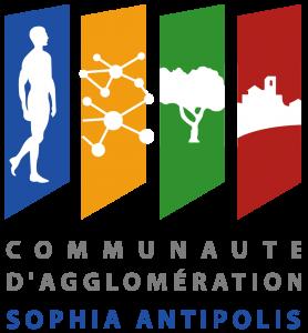 Communauté_d'agglomération_de_Sophia_Antipolis_Logo